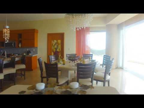 Garza Blanca Panoramic Two Bedroom Suite