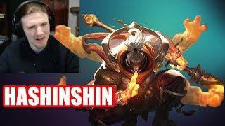 Hashinshin | JAX vs DARIUS | JAX Top | Master JAX Gameplay | Patch 8.13
