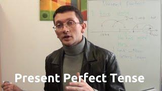 Настоящее совершенное (present perfect) время глаголов английского языка