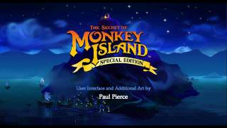 Repeat youtube video The Secret of Monkey Island Special Edition Intro Song