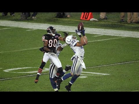 Bob Sanders Super Bowl Sealing Interception