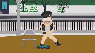South Park Whore Down Mr Slave's Butt Swallows Paris Hilton