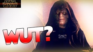 Star Wars Episode 7 Villain is EMPEROR PALPATINE WTF RUMOR