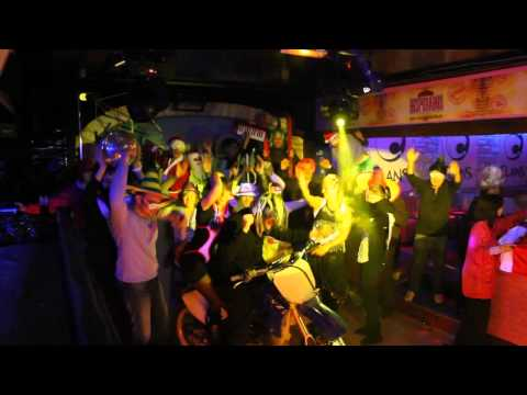 HARLEM SHAKE By STAFF NIGHT CLUB AVALLON