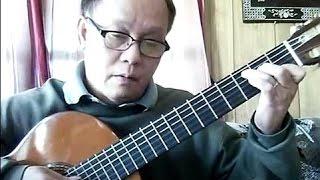 Mộng Sầu (Trầm Tử Thiêng) - Guitar Cover by Bao Hoang