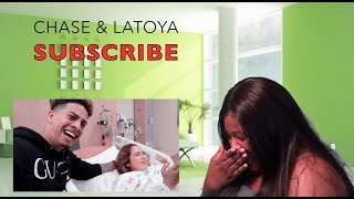 THE ACE FAMILY - THE OFFICIAL ACE FAMILY LABOR AND DELIVERY!!! (REACTION VIDEO)