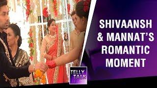 Shivaansh & Mannat share a cute ROMANTIC moment | Ishqbaaz