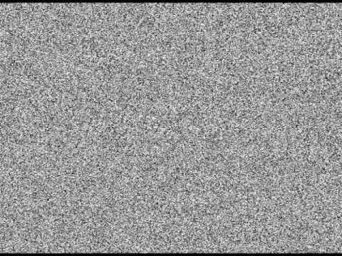 TV Static effect