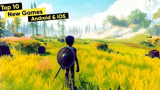 Top 10 New Gaṁes for Android & iOS January 2021 (Offline/Online) | New Android Games of 2021