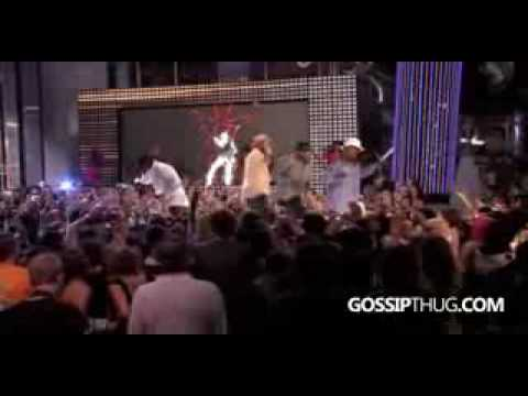 Kardinal Offishall ft Akon Dangerous Live @ MMVAs 2008