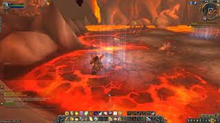 Battle for Azeroth Quest 530: Calming the Spine (WoW, human, Paladin)