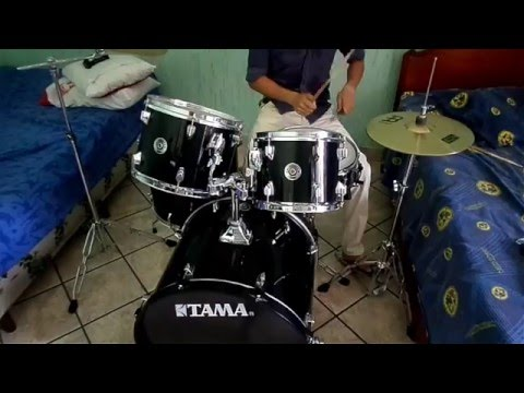 Naruto Shippuden Opening 10 Tacica New Song! Drum Cover