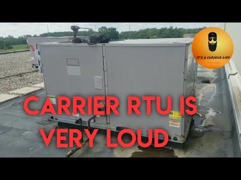 Carrier AC Making Loud Noises