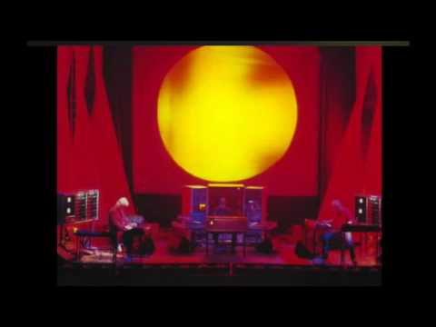 TANGERINE DREAM - LIVE @ VRIJE UNIVERSITY 1982
