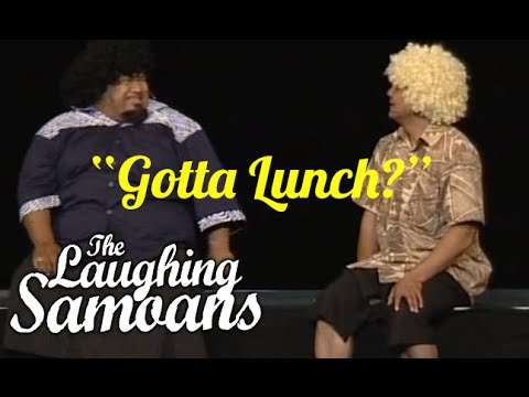 "The Laughing Samoans - ""Gotta Lunch?"" from Old School"