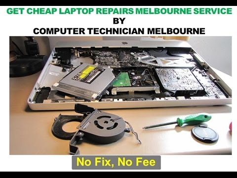 Cheap Laptop Repairs Melbourne VIC Prices