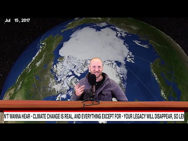 Destruction – Trump vs Global Warming Music Video