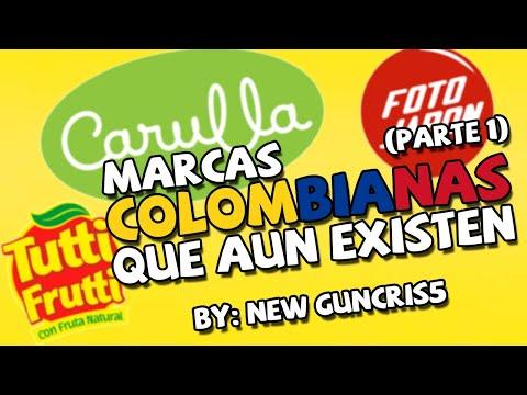 Marcas Y Productos Olvidados Que Todavía Existen En Colombia