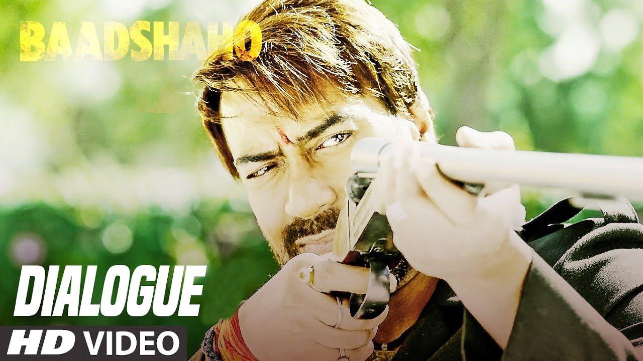 Download Baadshaho Movie Dialogue | Emraan Hashmi | Ajay Devgn | baadshaho 2017