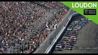 Watch the full race from New Hampshire Motor Speedway on September ...