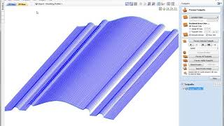 Moulding Toolpath | 2.5D Toolpaths | V9