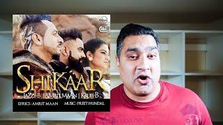 Download Hindi Video Songs - Shikaar | Jazzy B | Kaur B | Amrit Maan | Record Review