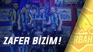 Şampiyon 1907 Fenerbahçe Espor! | VFŞL Kış Mevsimi Finali'nde büyük zafer bizim! | #herzamanheryerde