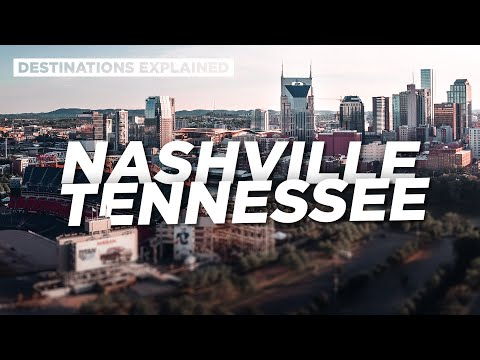 Nashville Tennessee: Cool Things To Do // Destinations Explained