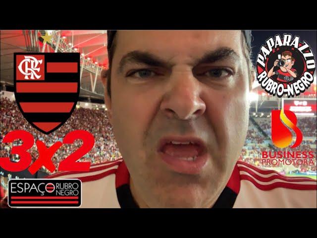 Pós-Jogo: Flamengo 3x2 Athletico-PR! Ganhamos no Manto! Torcida cansa de Abel Braga!