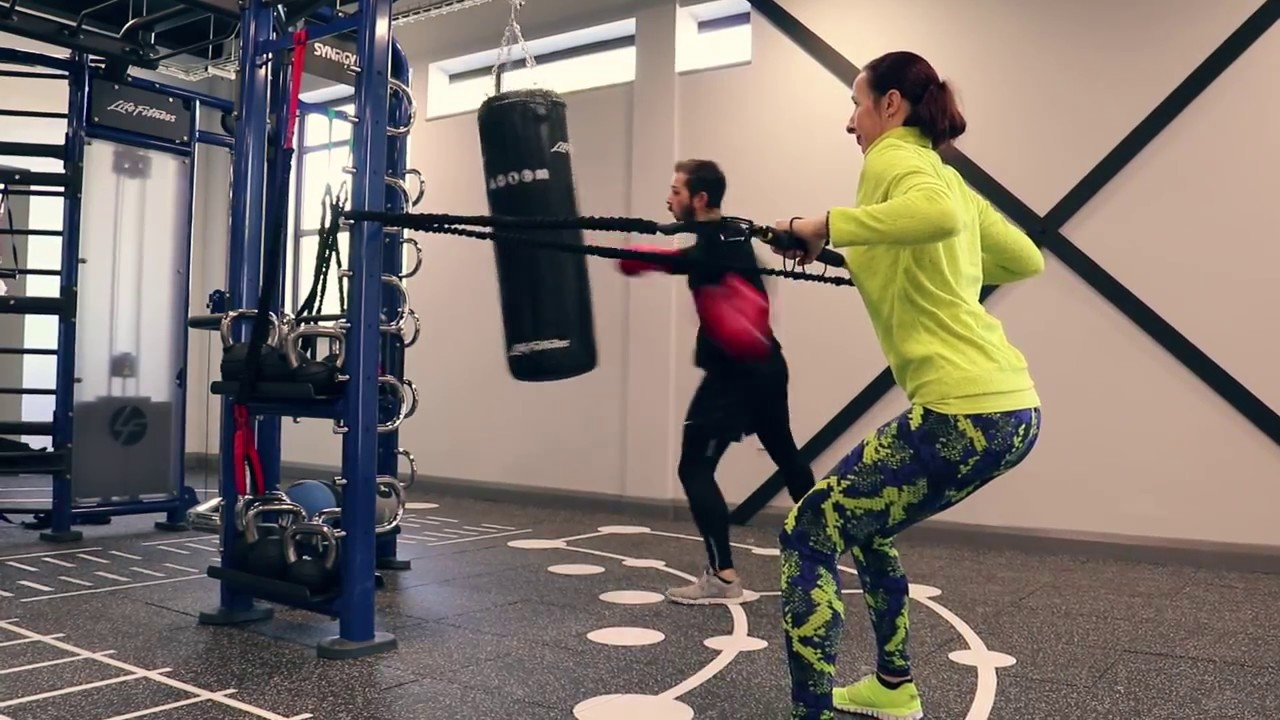 de4524ed5a6 Functional Training Area at Leisure World Colchester - YouTube