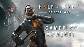 Half-Life 2: Episode 1 - Gameplay Moments