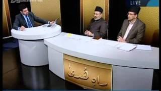 How did Hadhrat Mirza Ghulam Ahmad receive Wahi-persented by khalid Qadiani.flv
