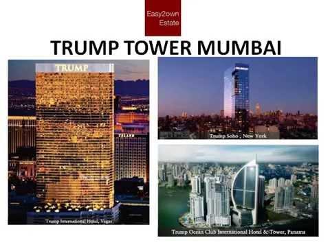 trump tower mumbai privileges