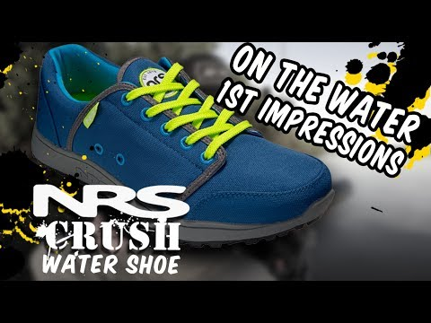 1f7a8bf6bf4c NRS Crush Water Shoe - On The Water 1st Impressions - YouTube