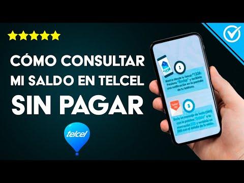 Cómo Consultar mi Saldo en Telcel, AT&T, Movistar, Unefon y Virgin Mobile, sin Pagar