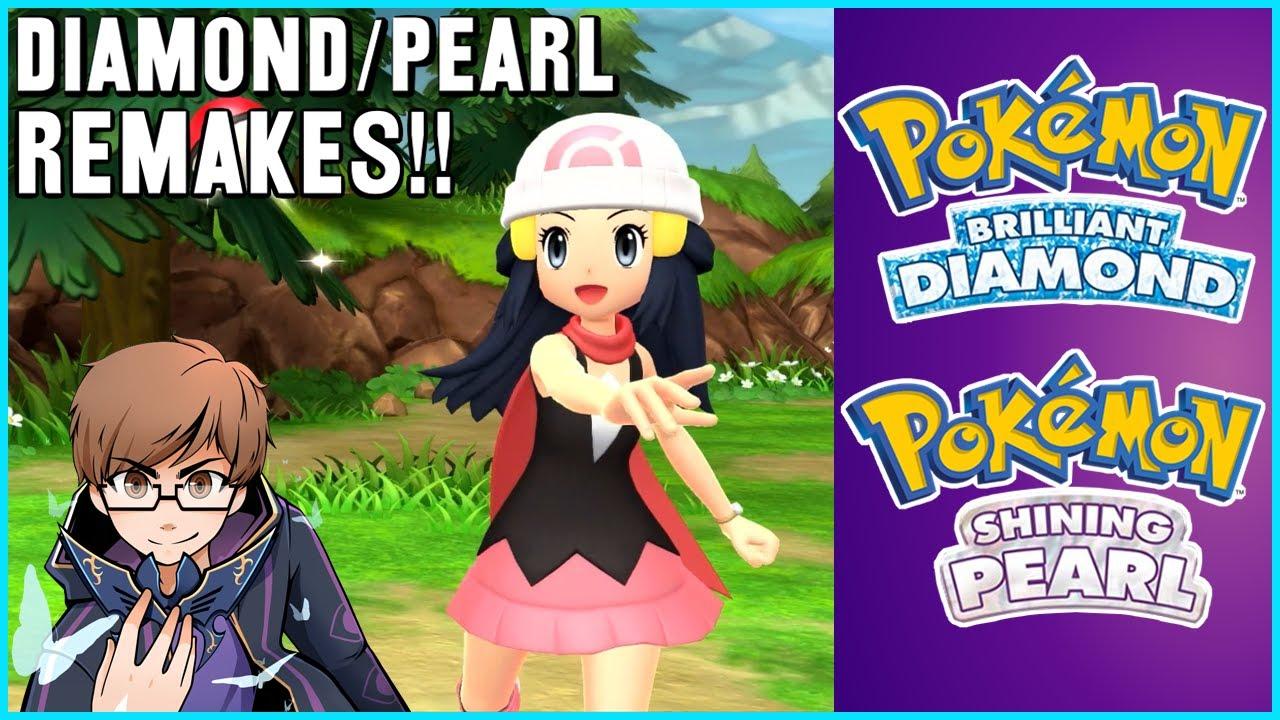 Pokemon Brilliant Diamond & Shining Pearl FINALLY ANNOUNCED! | Wilder