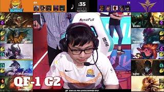 SN vs V5 - Game 2 | Quarter Final Playoffs LPL Summer 2020 | Suning vs Victory Five G2