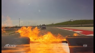 Official Highlights FIA ETRC Round 1 Misano