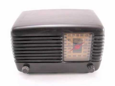 Old Radio Commercials #1