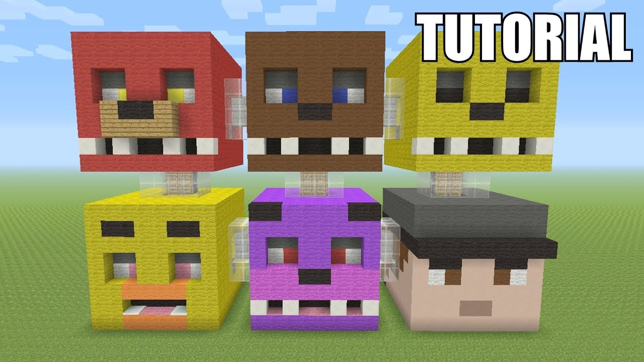 Minecraft Houses To Build Fnaf