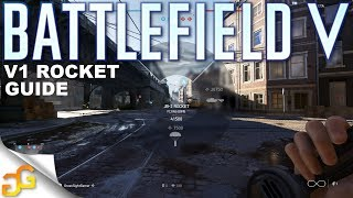 How to get a V1 Rocket FAST - Battlefield 5 Mp3