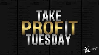 Live Forex Scalping - Take Profits Tuesday