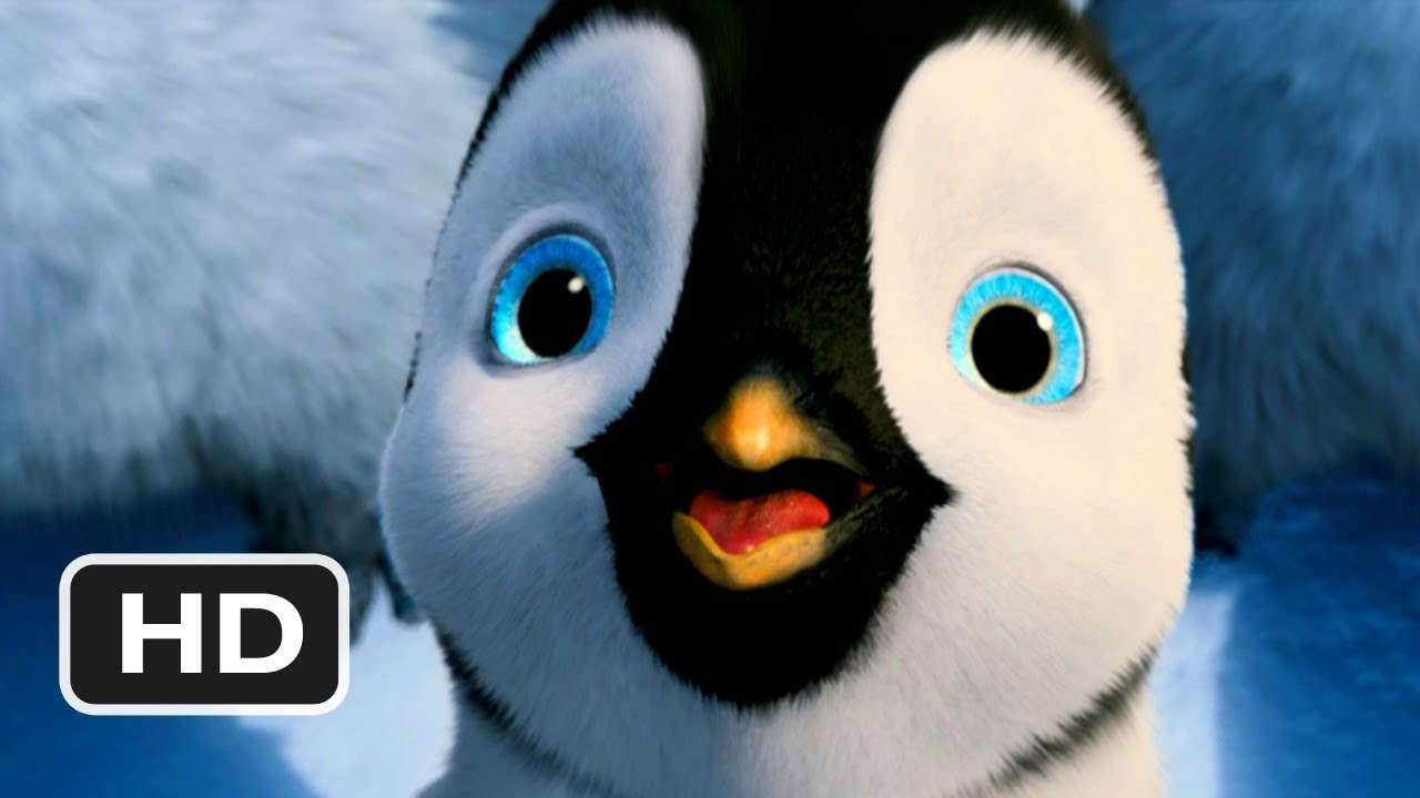 happy feet 2 in 3d official trailer #2 - (2011) hd - youtube
