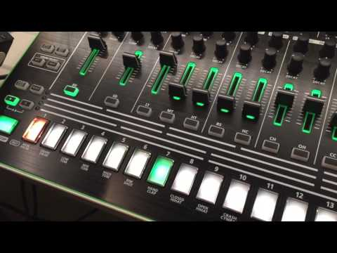 Skinny Puppy - Smothered Hope Drums Programmed on the Roland AIRA TR8
