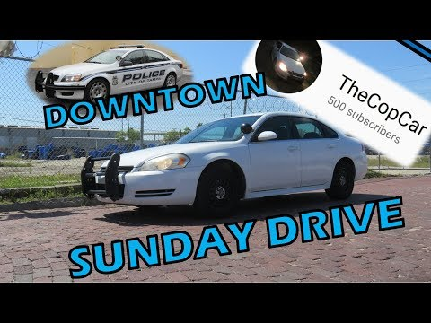 Requested: POV Sunday Drive Downtown in Tampa on 3-11-2018