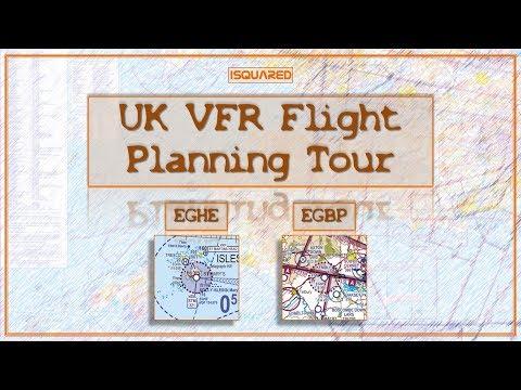 UK VFR PPL Flight Planning [2017]