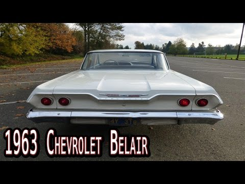 1963 Chevrolet Belair - Cars in Auction by O Brazil de fora do Brasil