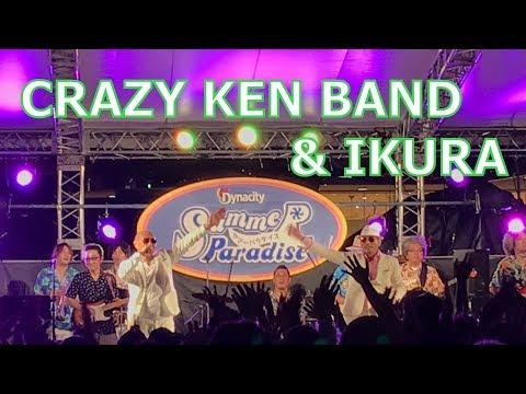 クレイジーケンバンド & IKURA 2019