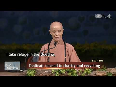 20191029【Humanistic Culture】Being Certified As Tzu Chi Volunteer