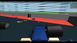 Roblox F1 Onboard crashes